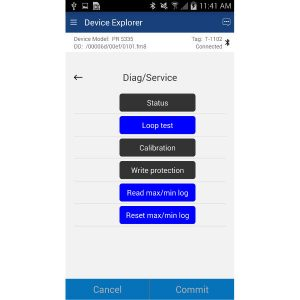 HART Communicator Software for Android 4