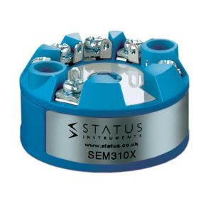 HART In Head Temperature Transmitter Puck Status SEM310X (ATEX)